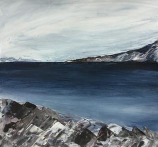 The sombre Solent