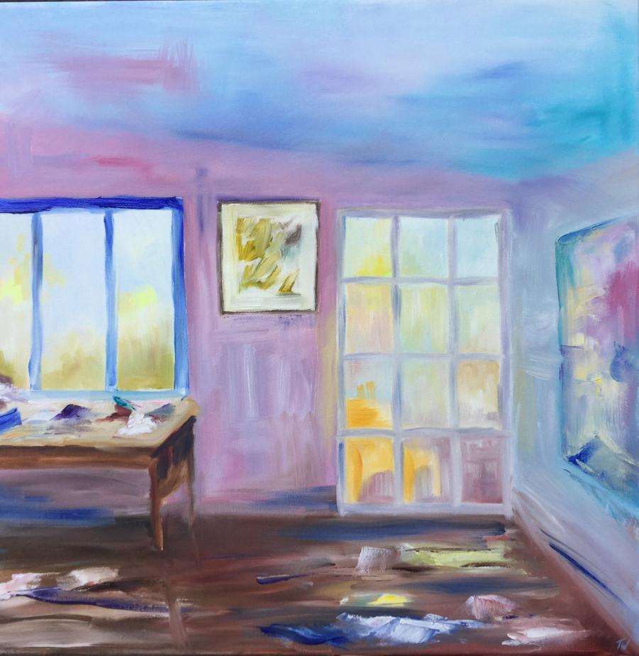 Sunny interior