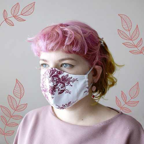 Red Willow Mask