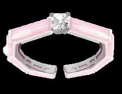 Pink Modular Cuff