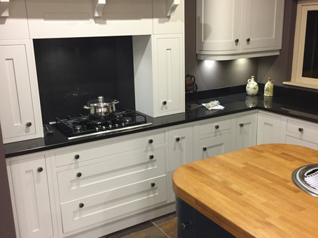 New fitted kitchen Didcot