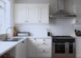 Faringdon Beaded kitchen