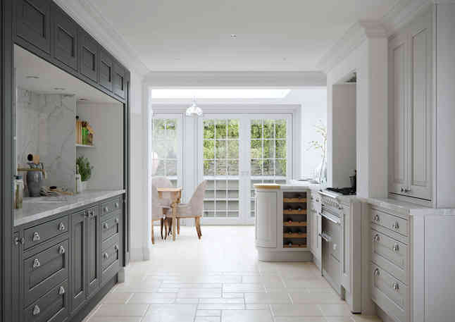 Eildon kitchen