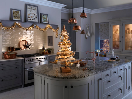 Have a Brand New Kitchen in Time for Christmas