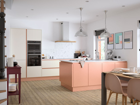 What are the biggest kitchen trends for 2021 in Oxford?