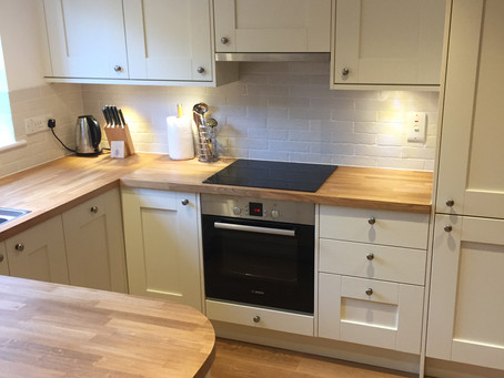 Fitted kitchens Supplier in Oxfordshire
