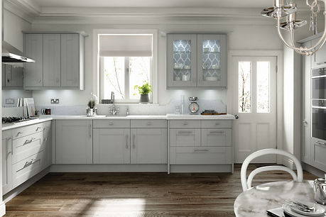 Broadoak kitchen