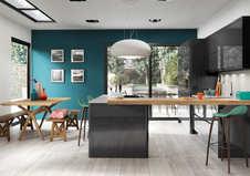 Welford kitchen Graphite