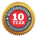 Kitchenroom 10 Year Guarantee on Solid Wood Kitchens