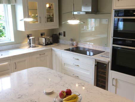 Feel happy with your new fitted kitchen