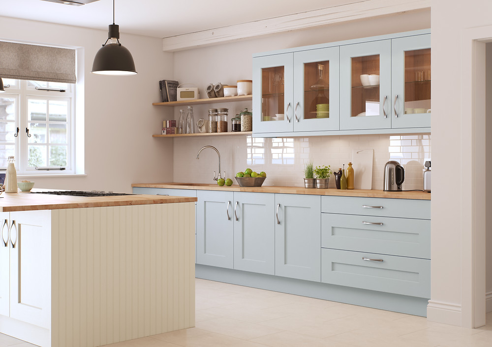 Rivington fitted kitchen Oxfordshire