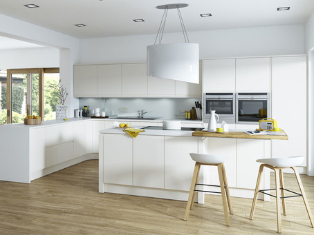 Perks of a Contemporary Kitchen