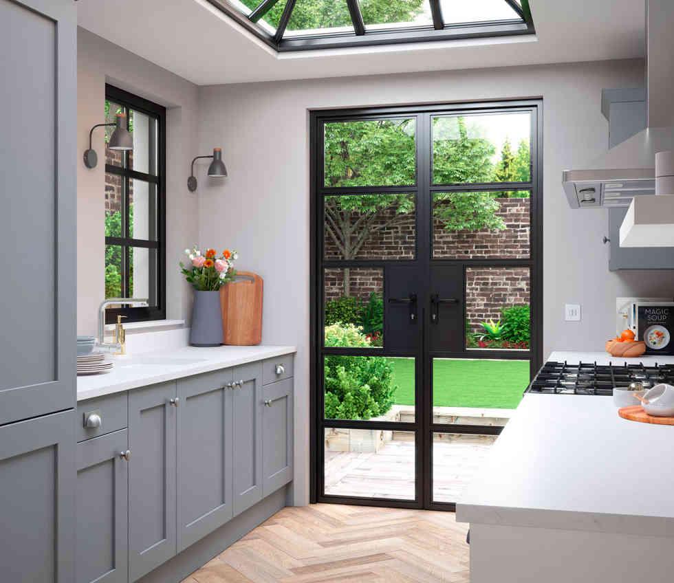 Eastdon kitchen Porcelain and Luna