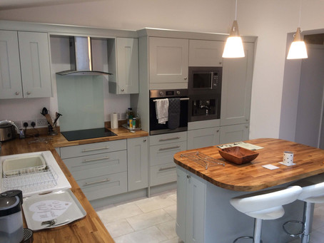 Buying a new fitted kitchen