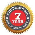 Kitchenroom 7 Year Guarantee on MDF kitchens