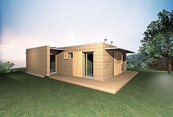 construção modular de design