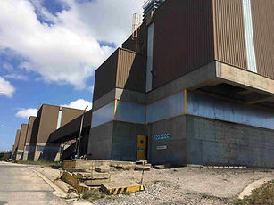 Reabilitação Torres de Carvão em Sines