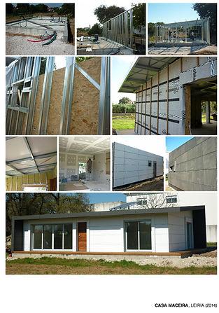Casa modular Maceira Leiria