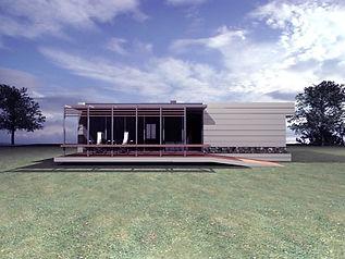 casa modular de luxo em portugal