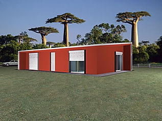 casa modular de qualidade