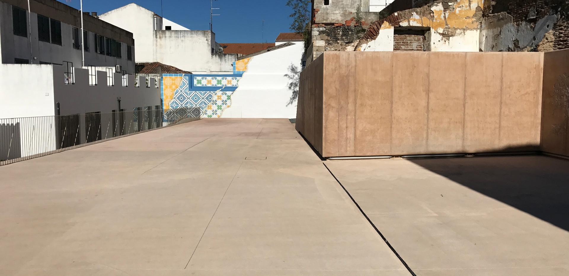 Parque Vista Alegre, Beja