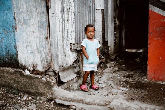 Dominican Republic Mission Trip Children