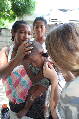 Pediatric Speciality Medical Mission Trip