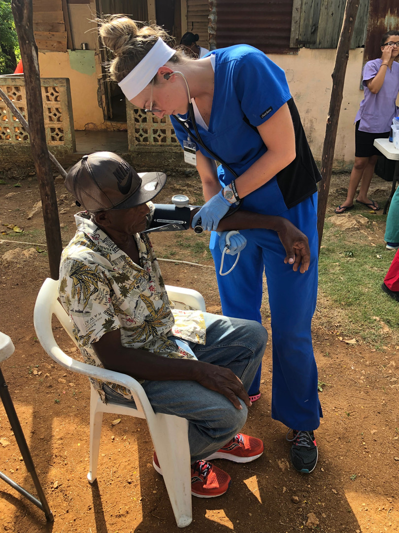 Short Term Medical Mission Trip Community Health