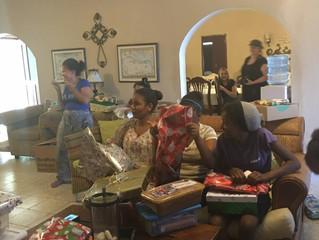 Christmas Celebrations Part 1