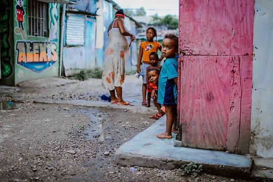 DR Missions Mission Trip Children Refugee