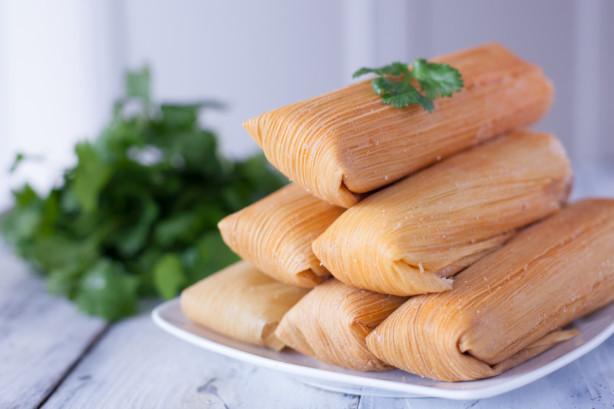 Fresh Jumbo Tamales