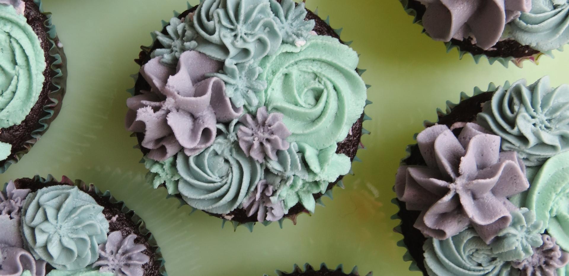 Chococlate Cabernet Cupcakes