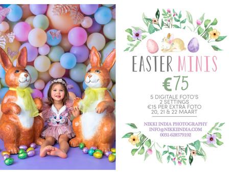 Easter Mini's 2021
