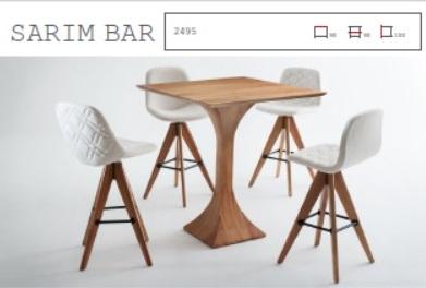 Mesa de Bar SARIM
