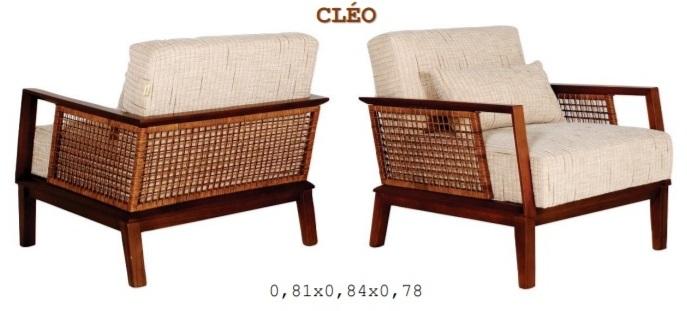 Poltrona Cleo