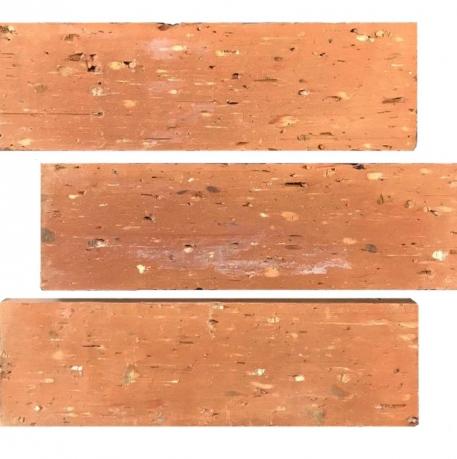 Tijolo Vermelho - 7 x 23 cm