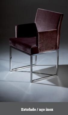 Cadeira LEBLON com braço