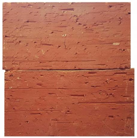 Tijolo Vermelho - 12 x 24 cm