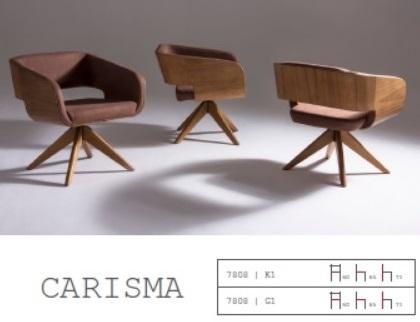 Carisma_L 60 x P 65 x A 71 cm