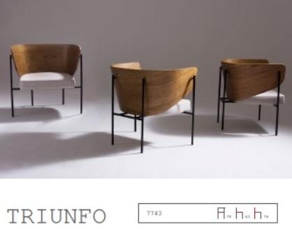 Triunfo_L 78 x P 63 x A 76 cm