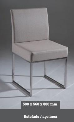 Cadeira LEBLON sem braço