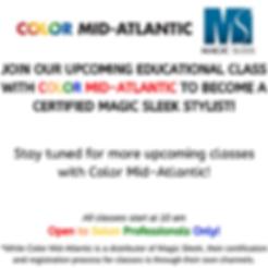 Color Mid Atlantic Secaucus New Jersey Beauty