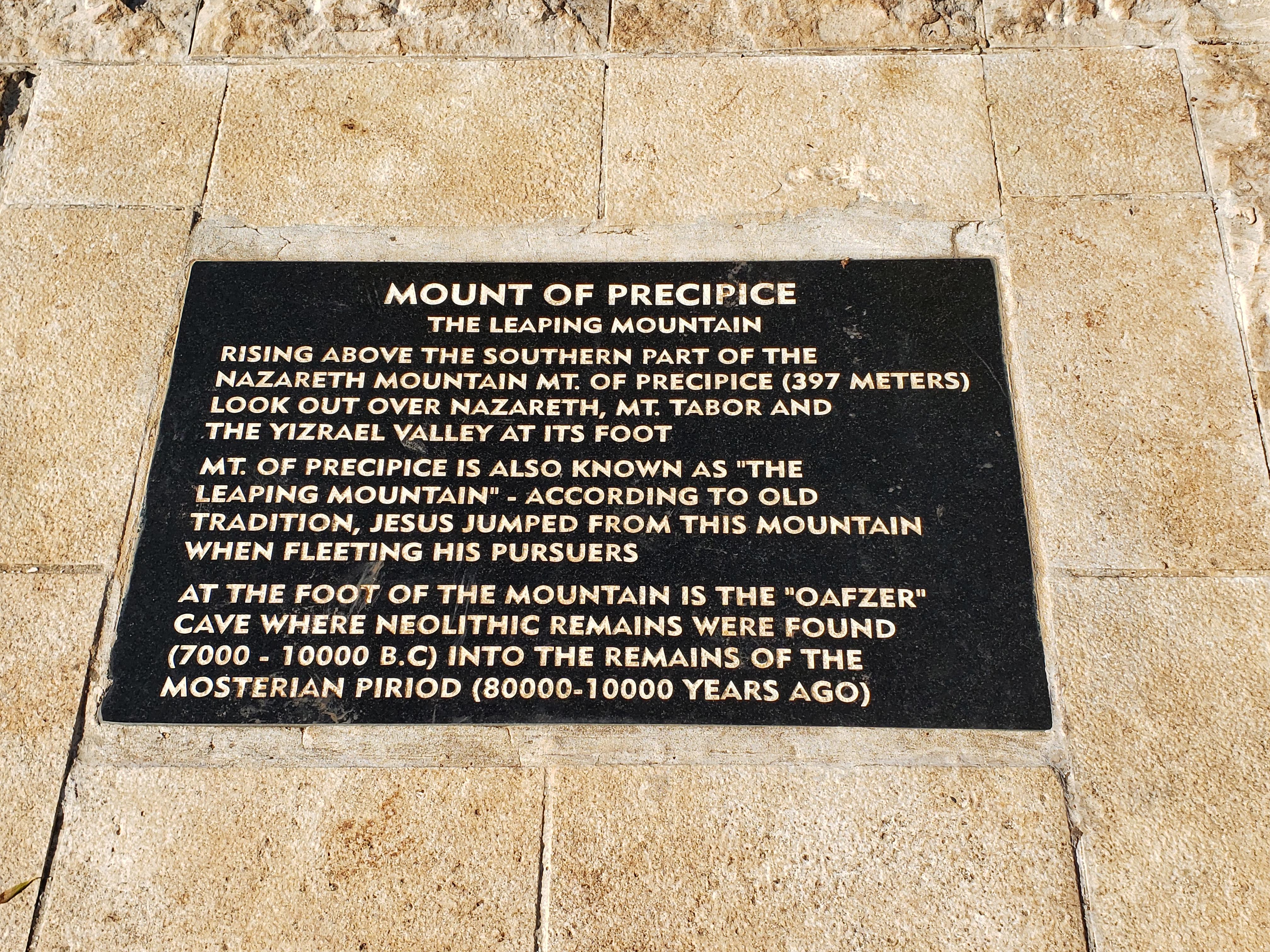 Mt Precipice