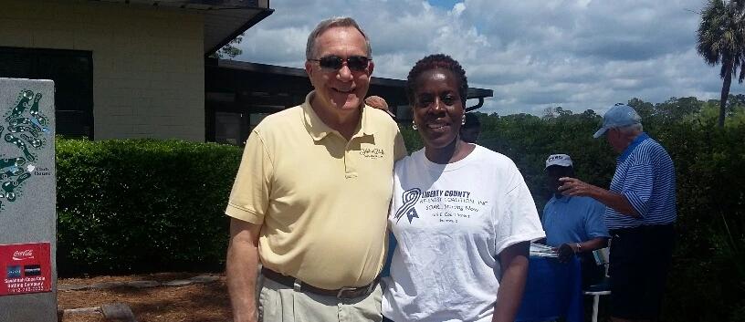 Mayor Brown and Daisy Jones.webp