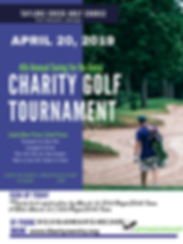 Swing for Re-Entry Charity Golf Tournament