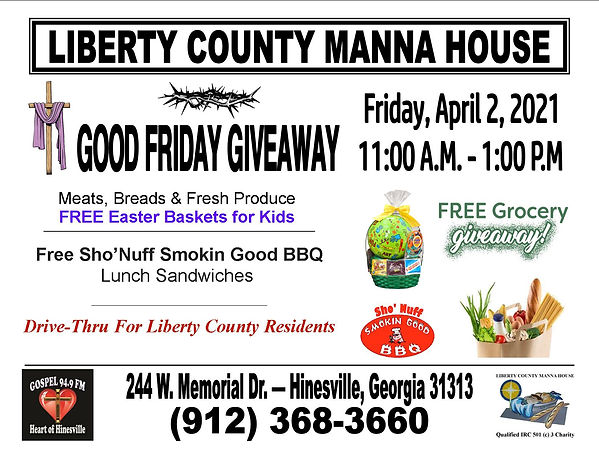 Liberty County Manna House