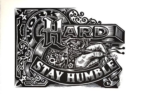 """""""HARDLY WORKING"""""""