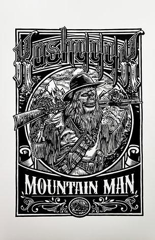 """""""Mountain Man"""""""