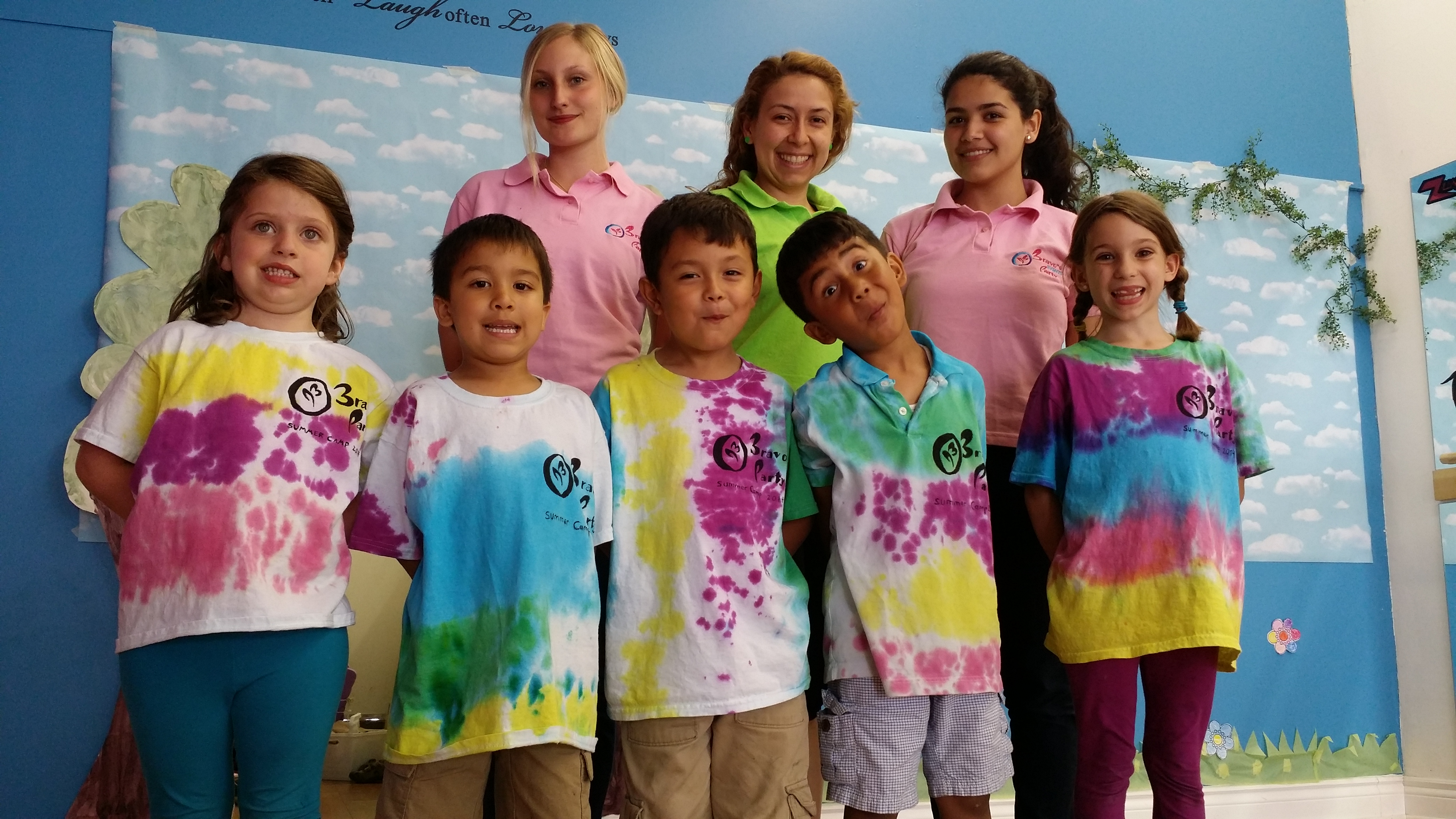 Bravo's Summer Camp 2014
