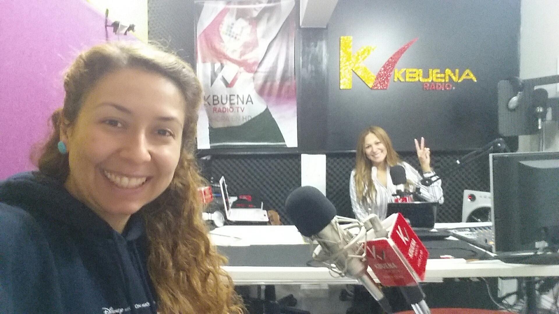 Elizabeth Bravo KBuenaRadio